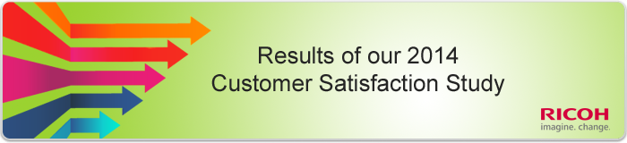 Customer Satisfaction Study 2014