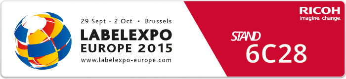 Ricoh - Label Expo 2015