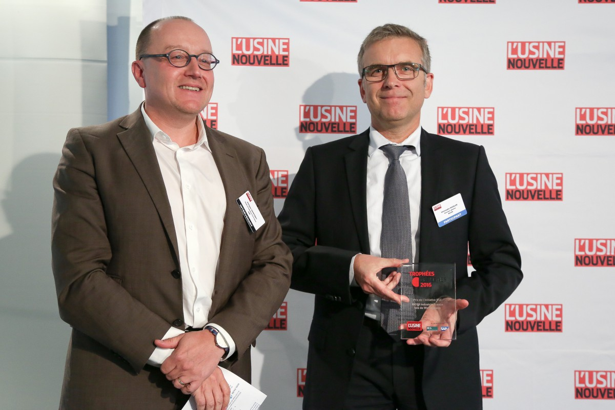 Ricoh Industrie France Trophee
